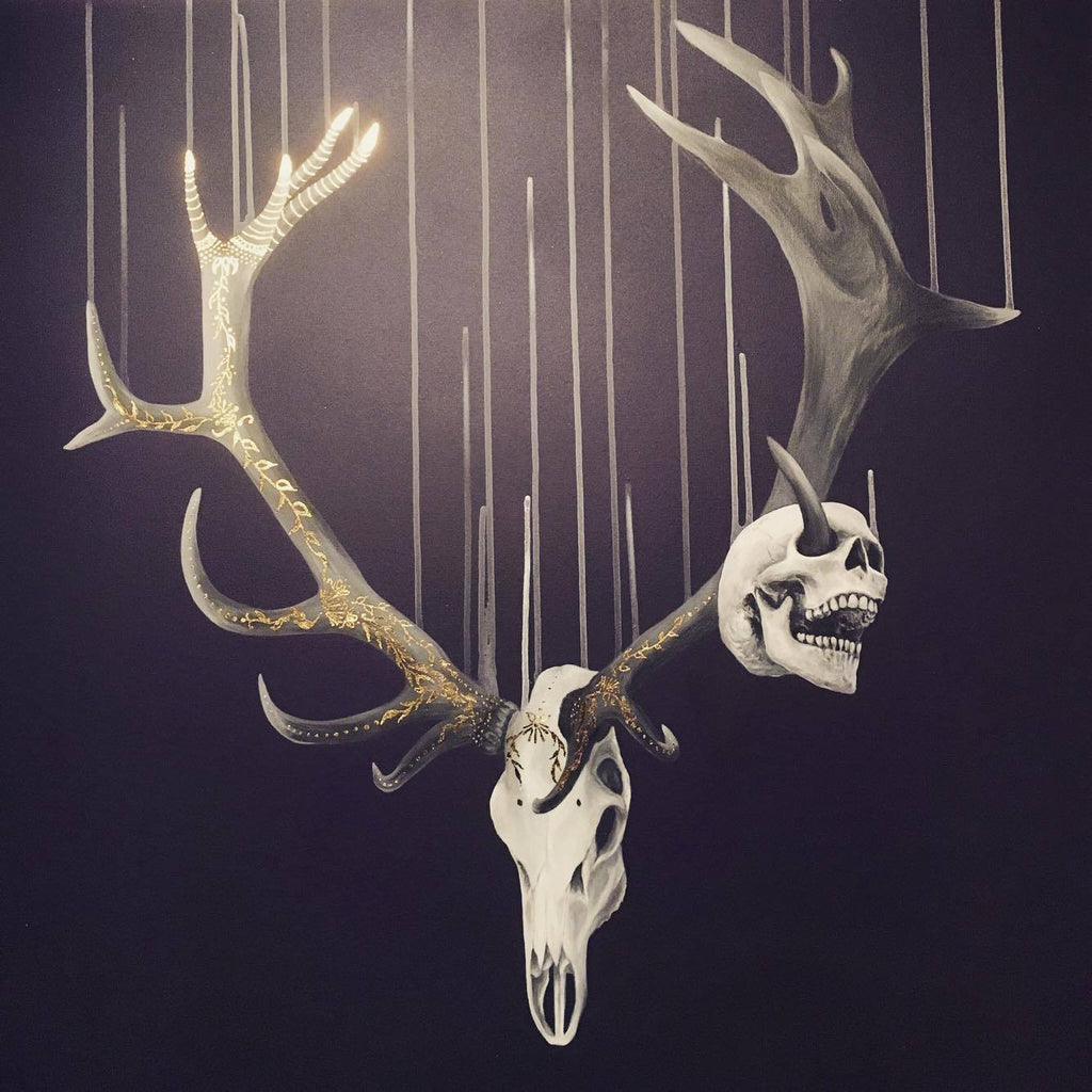 """Trophy"" LOUISE MCNAUGHT"