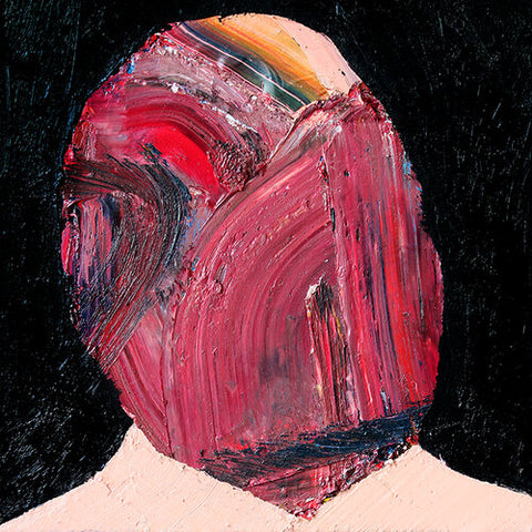 """Head 26"" (2nd series) Original Painting By Carp Matthew"