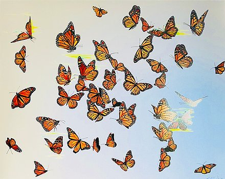 """THE WAKING DREAM"" Limited Edition By Louise McNaught"