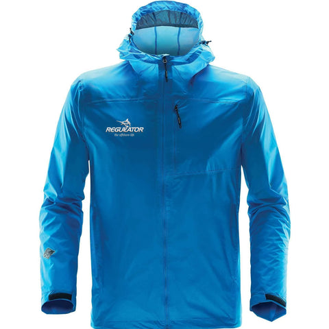 *LIMITED AVAILABILITY* Men's Stormtech Rain Jacket - Electric Blue