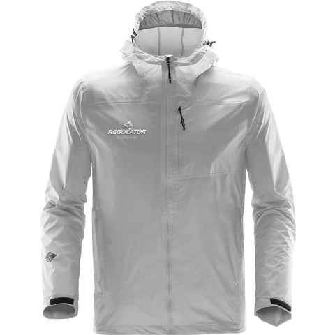 *LIMITED AVAILABILITY* Men's Stormtech Rain Jacket - Titanium