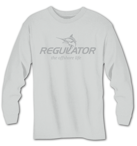 Quick Release Gear Long Sleeve Shirt- Grey