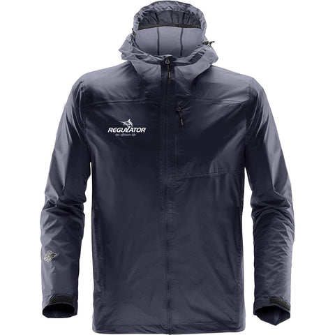 Men's Stormtech Rain Jacket - Navy
