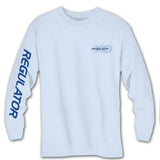 Quick Release Gear Long Sleeve Shirt- Sky Blue XO Shirt