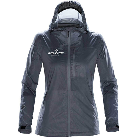 Women's Stormtech Rain Jacket - Navy