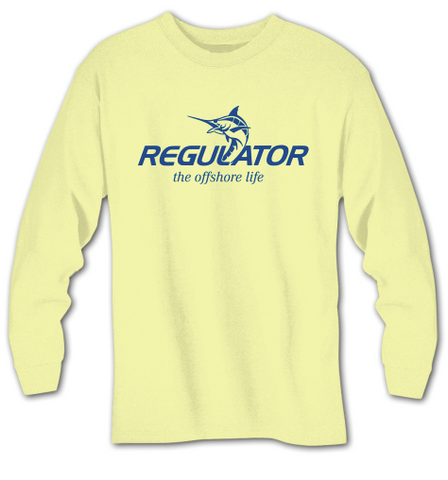Quick Release Gear Long Sleeve Shirt- Yellow