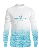 Youth Long Sleeve Rash Guard