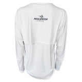 Oceantec Men's Back Vented L/S Fishing Shirt