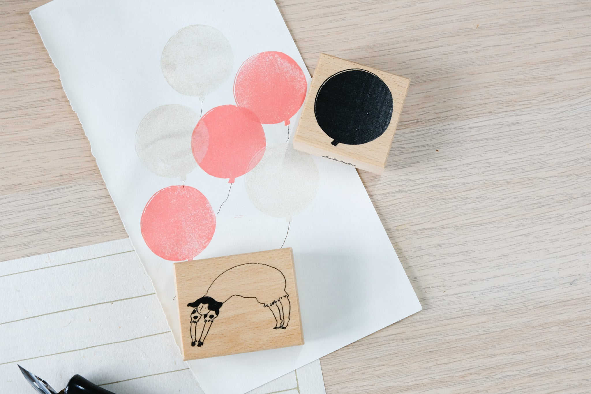 Balloon and I - Stamp Set