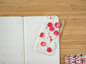 Some Red Balloons - iPhone Flexi Case