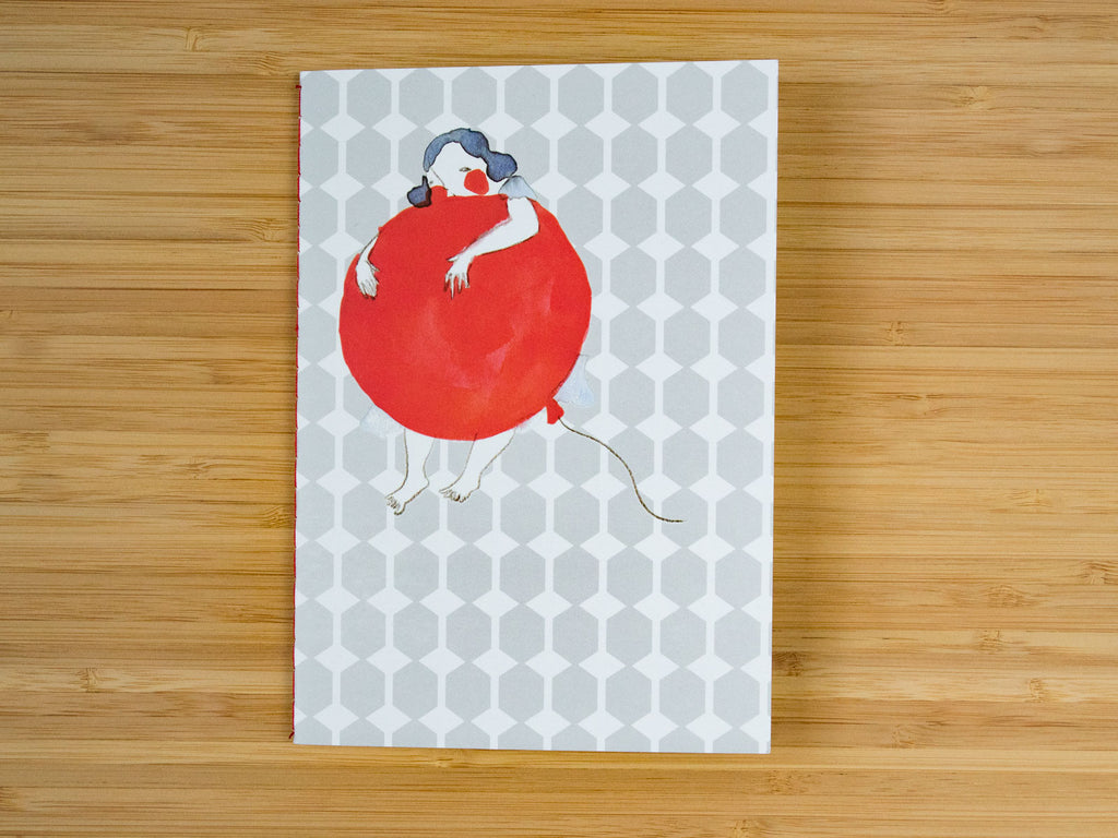 The Red Balloon - Notebook