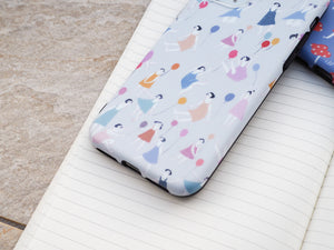 Balloons & Girls - iPhone Flexi Case