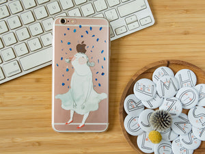 Wondering - iPhone Flexi Case