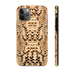 Snake Skin Case Mate Tough Phone Case
