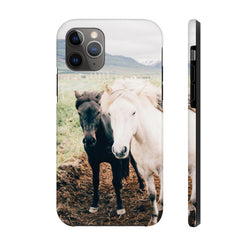 2 Horses Case Mate Tough Phone Case