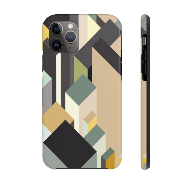 Geometric 19 Case Mate Tough Phone Case
