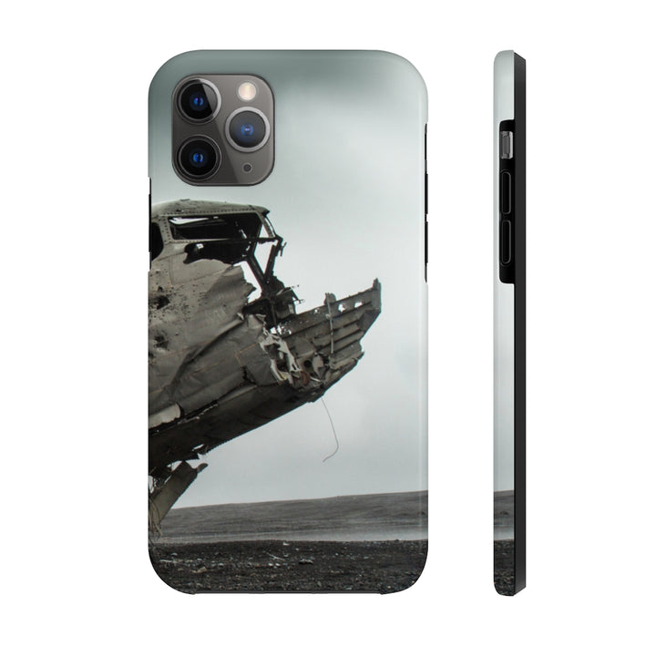 Airplane Graveyard Case Mate Tough Phone Case