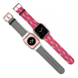 Neon Cocktails Watch Band for Apple Watch