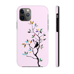 Colour Tree Pink Case Mate Tough Phone Case
