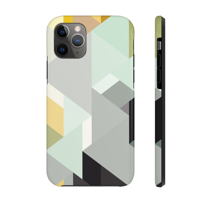 Geometric 1 Case Mate Tough Phone Case