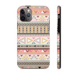 Tribal Chic 7 Case Mate Tough Phone Case