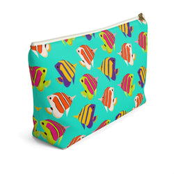 Angel Fish Accessory Pouch