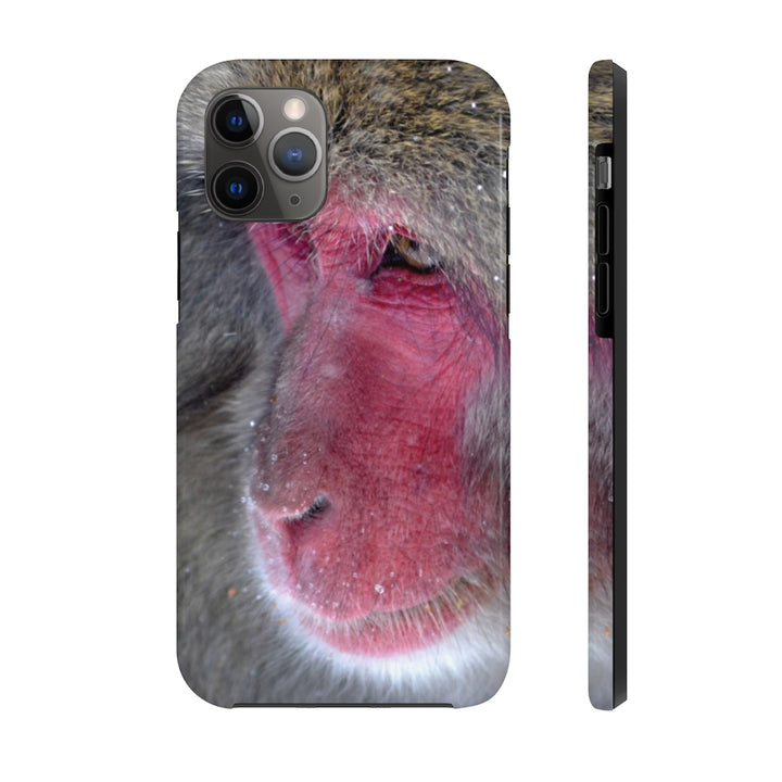 Monkey Red Face Case Mate Tough Phone Case
