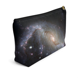 Deep Space Galaxy Swirl Accessory Pouch