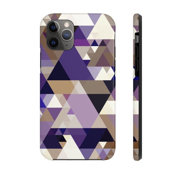 Geometric 2 Case Mate Tough Phone Case