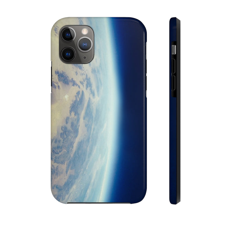 Earth Space Case Mate Tough Phone Case