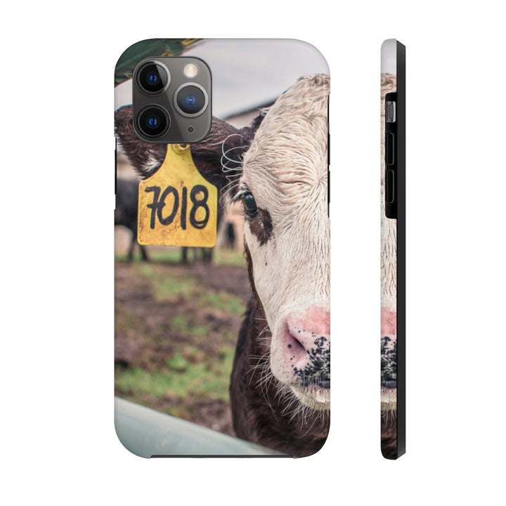 Holy Cow Case Mate Tough Phone Case