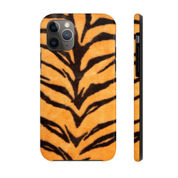 Tiger Print Case Mate Tough Phone Case