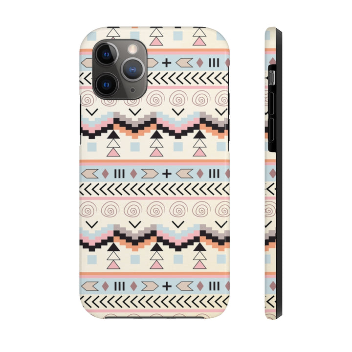 Tribal Chic 9 Case Mate Tough Phone Case