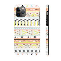 Tribal Chic 8 Case Mate Tough Phone Case