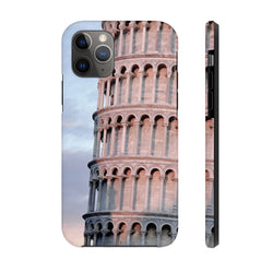 Leaning Tower Pisa Case Mate Tough Phone Case