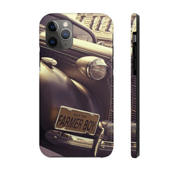 Farmer Car Case Mate Tough Phone Case