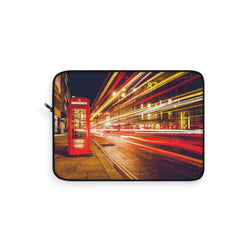 British Phone Box Laptop Sleeve