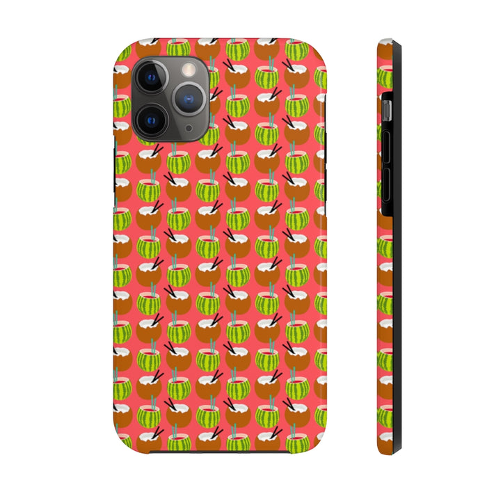Neon Zoomed Watermelon Case Mate Tough Phone Case