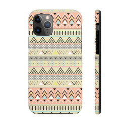 Tribal Chic 6 Case Mate Tough Phone Case