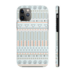 Tribal Chic 1 Case Mate Tough Phone Case