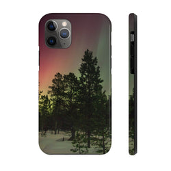 Snow Forest Case Mate Tough Phone Case