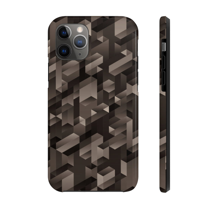 Geometric 4 Case Mate Tough Phone Case