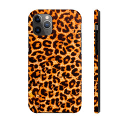 Leopard Skin Case Mate Tough Phone Case