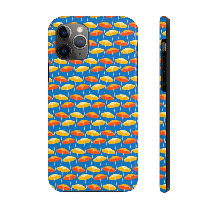 Neon Zoomed Umbrella Case Mate Tough Phone Case