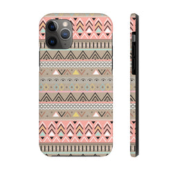 Tribal Chic 5 Case Mate Tough Phone Case