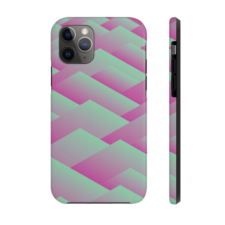 Geometric 14 Case Mate Tough Phone Case