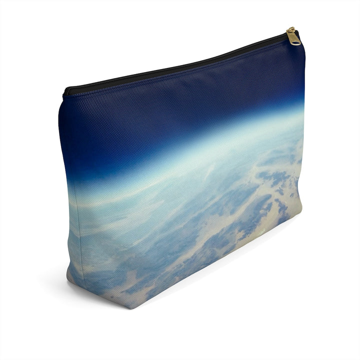 Earth from Space Accessory Pouch