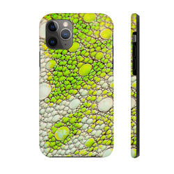 Green Chameleon Case Mate Tough Phone Case