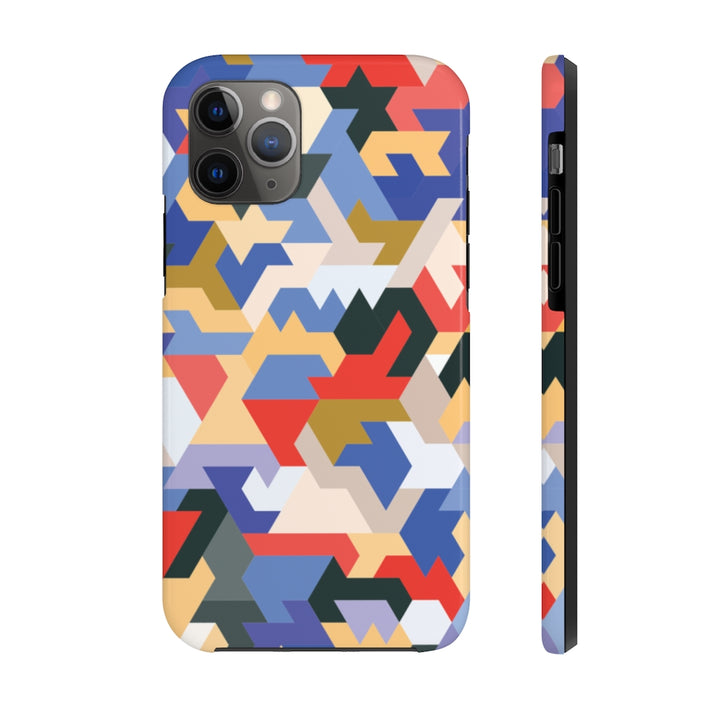 Geometric 5 Case Mate Tough Phone Case