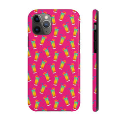 Neon Zoomed Cocktail Case Mate Tough Phone Case